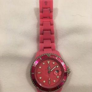 Hot Pink Women's Toy Watch